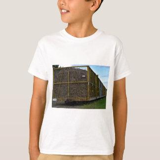 SUGAR CANE BINS QUEENSLAND AUSTRALIA T-Shirt