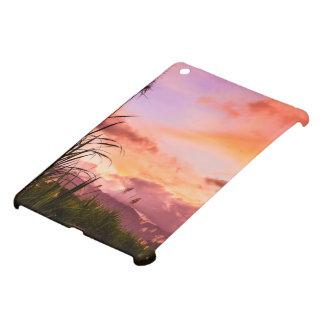 Sugar Cane Blossom at Sunset iPad Mini Cover