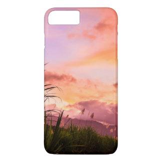 Sugar Cane Blossom at Sunset iPhone 7 Plus Case