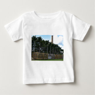 SUGAR CANE MILL AND BINS QUEENSLAND AUSTRALIA BABY T-Shirt