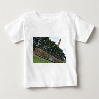 SUGAR CANE MILL & BINS RURAL QUEENLAND AUSTRALIA BABY T-Shirt