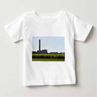 SUGAR CANE MILL IN RURAL QUEENSLAND AUSTRALIA BABY T-Shirt