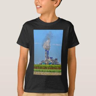 SUGAR CANE MILL RURAL QUEENSLAND AUSTRALIA T-Shirt