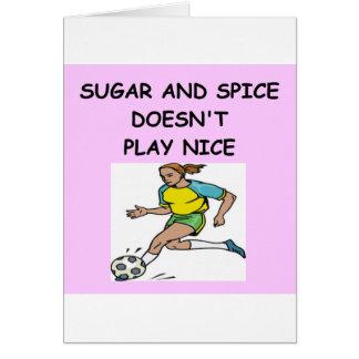 sugar greeting card