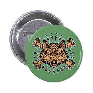 Sugar Cat Pirate Pin