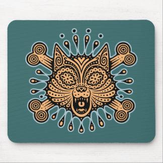 Sugar Cat Pirate Mouse Pad