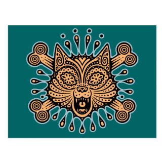 Sugar Cat Pirate Post Cards