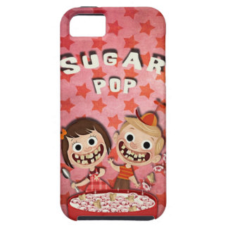 Sugar Cereal Kids iPhone 5 Case
