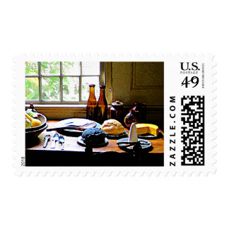 Sugar, Cheese and Bottles Postage