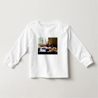Sugar, Cheese and Bottles Toddler T-shirt