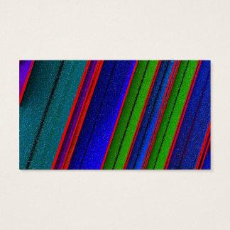 SUGAR COATED 3D. MADELBULB FRACTAL IMG BUSINESS CARD