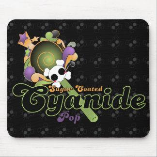 Sugar-Coated Cyanide Pop Mouse Pad