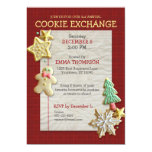 Sugar Cookie Exchange Holiday Party Invitation