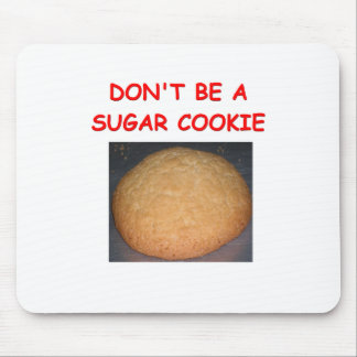 sugar cookie mouse pad