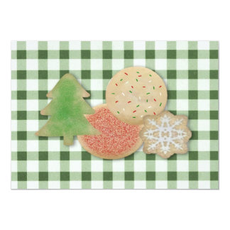 Sugar Cookies Cookie Swap Invitation