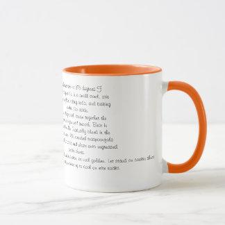 Sugar Cookies Rcipe mug