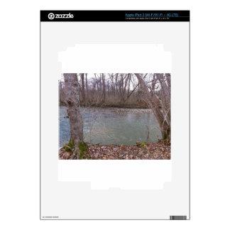 Sugar Creek iPad 3 Skins