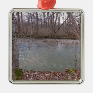 Sugar Creek Metal Ornament