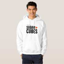 Sugar Cube Men's Basic Hooded Sweatshirt