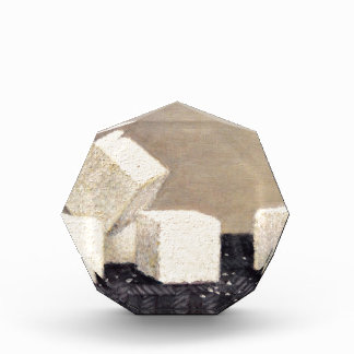 Sugar Cubes Acrylic Award