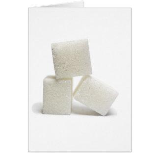 Sugar Cubes Card