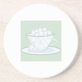 Sugar Cubes Coaster