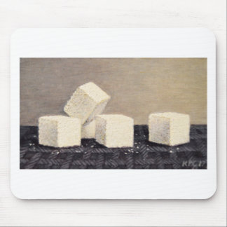 Sugar Cubes Mouse Pad