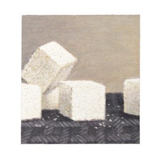 Sugar Cubes Notepad
