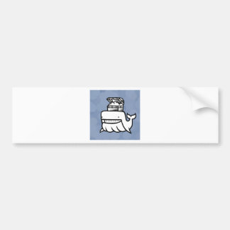 Sugar Daddy Bumper Sticker
