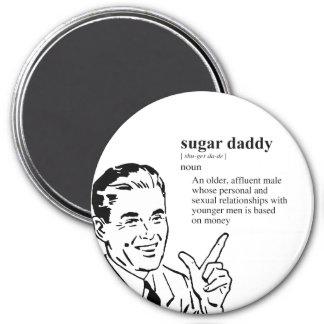 SUGAR DADDY REFRIGERATOR MAGNETS