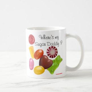Sugar Daddy, Sugar Daddy Coffee Mug