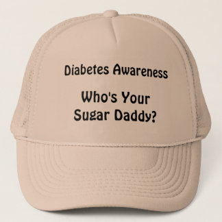 Sugar Daddy Trucker Hat