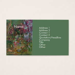 Apple christmas business cards templates zazzle sugar dusted christmas fruit business card accmission Images