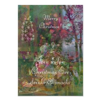 Sugar-Dusted Christmas Fruit Card