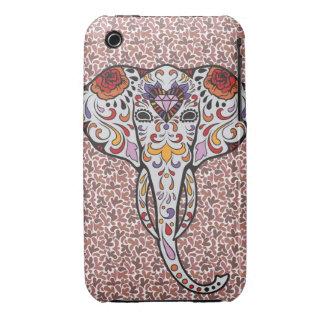 Sugar Elephant Case-Mate iPhone 3 Case