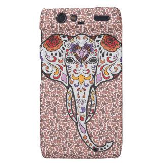 Sugar Elephant Motorola Droid RAZR Covers