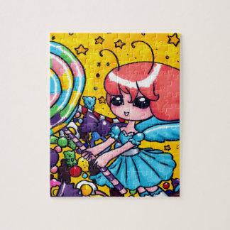 Sugar fairy jigsaw puzzle