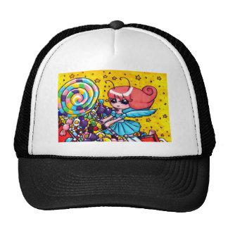 Sugar fairy trucker hat