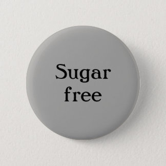 Sugar free button