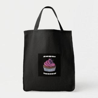 sugar fueled tote bag