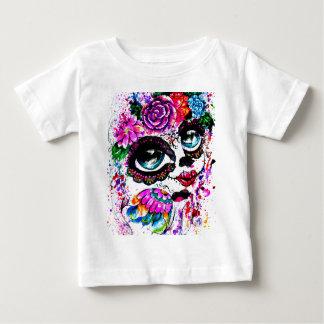 Sugar Girl in Flower Crown2 Baby T-Shirt