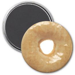 Sugar-Glazed Doughnut Magnet