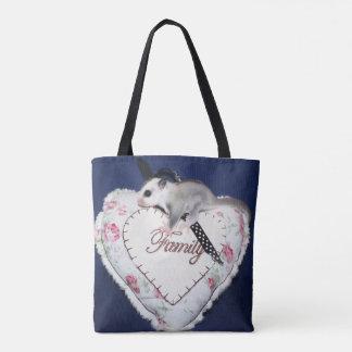 Sugar Glider  All-over-Print Tote Bag