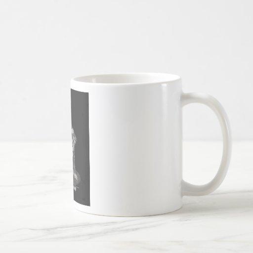 Sugar Glider Bubbles Classic White Coffee Mug