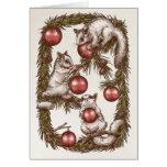 Sugar Glider Christmas Card