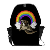 Sugar Glider Cute Animal Messenger Bag