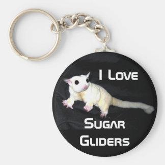 Sugar Glider Keychain