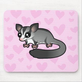 Sugar Glider Love Mouse Pad