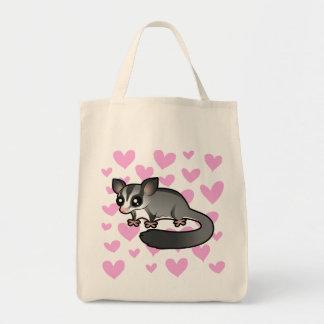Sugar Glider Love Tote Bag