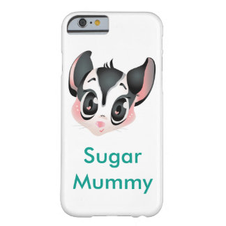 Sugar Glider Mummy iPhone 6/6s Case